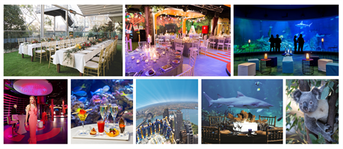 Merlin Events Venues